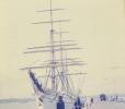 003 Erster Blick aufs Schiff